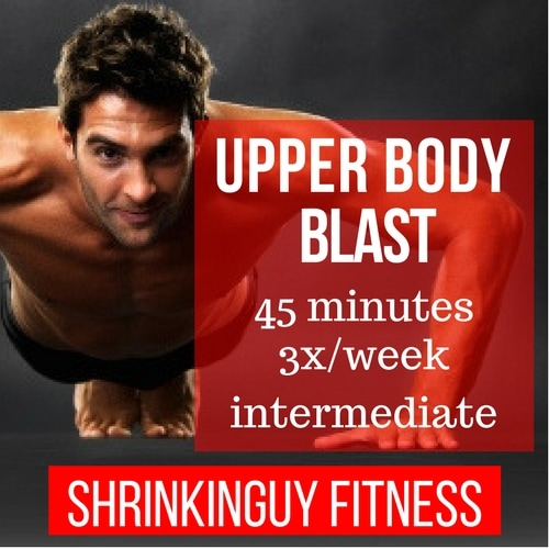 Use This Routine To Strengthen And Tone Your Upper Body With Minimal Time In The Gym It Features Supersets That Allow You Exercise Opposing Muscle